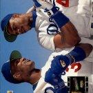 1993 Upper Deck 477 Eric Davis/Darryl Strawberry