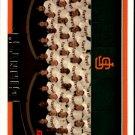 2006 Topps 613 San Francisco Giants TC
