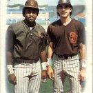 1988 Topps 699 Benito Santiago/Tony Gwynn TL