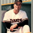 1989 Fleer 323 Mike Aldrete