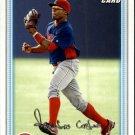 2010 Bowman Prospects BP53 Leandro Castro