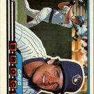 1989 Topps Big 100 Greg Brock