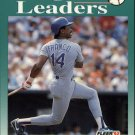 1992 Fleer 690 Julio Franco LL