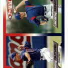 2005 Topps Total 709 J.Guthrie/J.Sowers