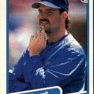 1990 Fleer 312 Jeff Russell