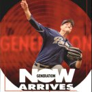 2007 Topps Generation Now Vintage GNV8 Chris Young