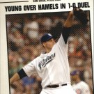 2008 Topps Year in Review YR109 Chris Young