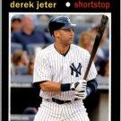 2013 Topps Update 1971 Topps Minis #3 Derek Jeter