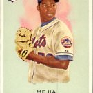 2010 Topps Allen and Ginter #49 Jenrry Mejia RC