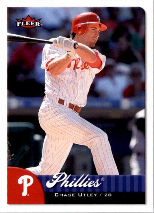 2007 Fleer 97 Chase Utley