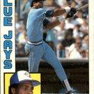 1984 Topps 278 Jorge Bell