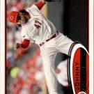 2012 Topps 135 Johnny Cueto