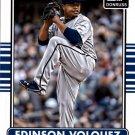 2015 Donruss 143 Edinson Volquez
