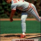 1992 Ultra 186 Tom Browning