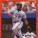 1990 Donruss 715B Kevin Mitchell AS/(All-Star Game/Performance)