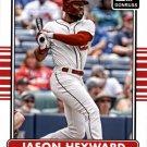 2015 Donruss 51 Jason Heyward