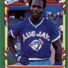 1987 Fleer Star Stickers 39 Tony Fernandez