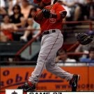 2008 Upper Deck Documentary 607 Chone Figgins
