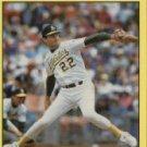 1991 Fleer 23 Scott Sanderson