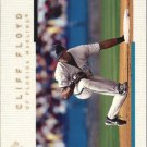 2000 Topps Gallery 88 Cliff Floyd