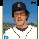 1986 Topps Traded 17T Bill Campbell