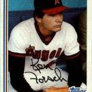 1982 Topps 385 Ken Forsch