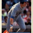 1993 Donruss 562 Todd Benzinger
