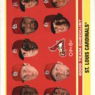 2009 O-Pee-Chee 509 St. Louis Cardinals CL