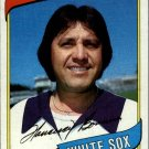1980 Topps 107 Francisco Barrios