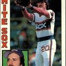 1984 Topps 619 Jerry Dybzinski