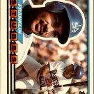 1989 Topps Big 32 Franklin Stubbs
