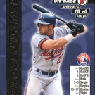 2000 MLB Showdown 1st Edition 266 Brad Fullmer