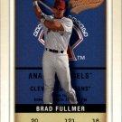 2002 Fleer Authentix 121 Brad Fullmer