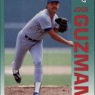 1992 Fleer 306 Jose Guzman