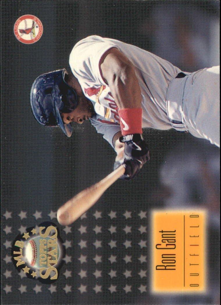 1997 Topps Stars 9 Ron Gant