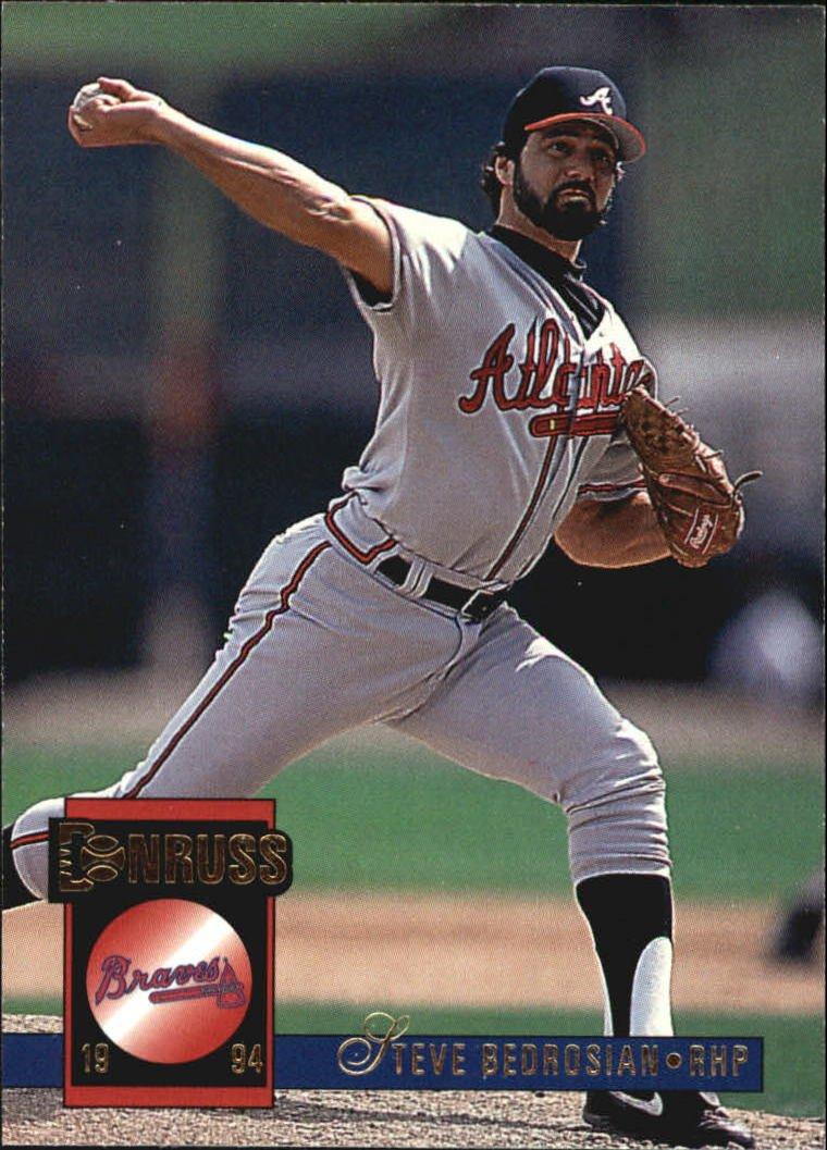 1994 Donruss 479 Steve Bedrosian