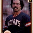 1982 Donruss 489 Wayne Garland