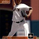 2003 Upper Deck First Pitch 204 Livan Hernandez