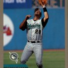 2000 Topps 133 Mike Lowell