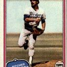1981 Topps 146 Bobby Castillo