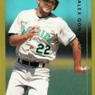 1999 Topps 247 Alex Gonzalez