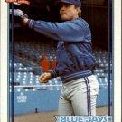 1991 Topps 181 Duane Ward