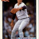 1991 Topps 161 Tim Leary