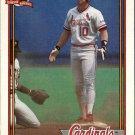 1991 Topps 228 Rex Hudler
