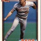 1991 Topps 662 Ron Dibble