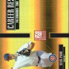 2005 Donruss Elite Career Best Gold 18 Mark Prior