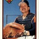 1989 Bowman 327 Alan Ashby