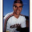 1991 Bowman 73 Mike Huff
