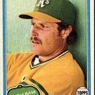 1981 Topps 86 Wayne Gross