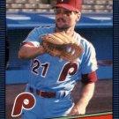 1986 Donruss 163 Greg Gross